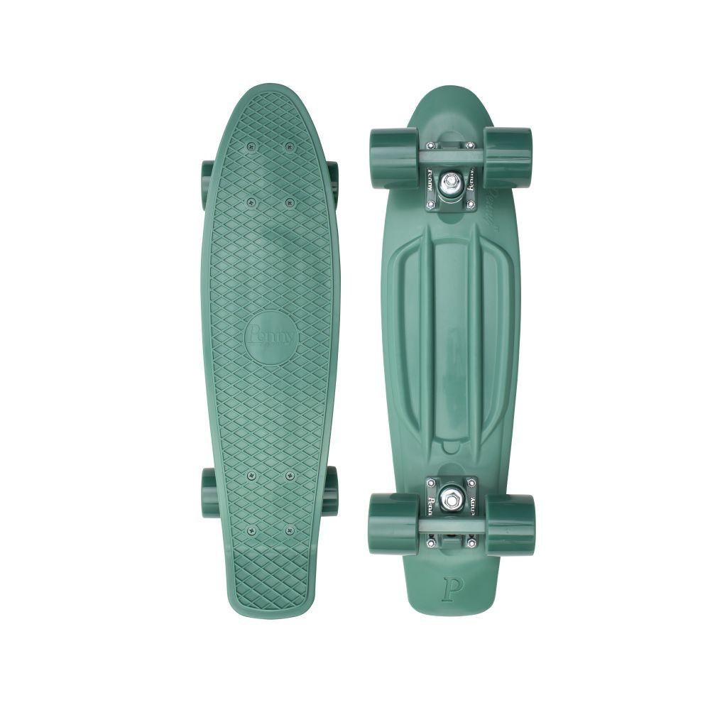 PENNY GREEN skateboard(ペニースケートボード)22inch  CLASSICS STAPLESシリーズ