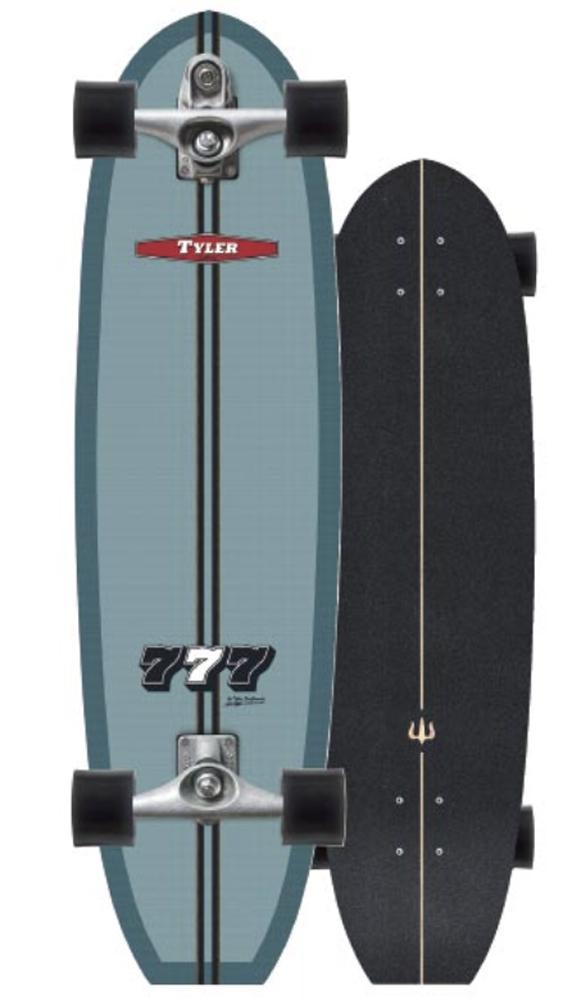カーバー CARVER スケートボード 日本正規品 36.5インチ Tyler 777 C7トラックコンプリート 割引 七夕祭り 無条件返品・交換 結婚内祝