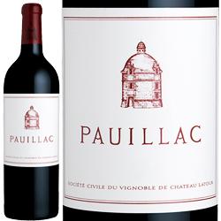 ワイン 赤ワイン 2012年 ポイヤック・ド・ラトゥール / フランス ボルドー ポイヤック / 750ml