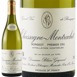 ワイン 白ワイン 2011年 シャサーニュ・モンラッシェ モルジョ / ブラン・ガニャール フランス ブルゴーニュ / 750ml