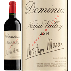 ワイン 赤ワイン 2014年 ドミナス / ドミナス・エステート アメリカ・カリフォルニア ナパ・ヴァレー / 750ml