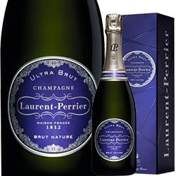 ワイン スパークリング シャンパン ローラン・ペリエ ウルトラ・ブリュット [ボックス付] / ローラン・ペリエ フランス シャンパーニュ / 750ml / スパークリング