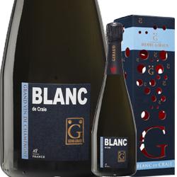 ワイン スパークリング シャンパン アンリ・ジロー ブラン・ド・クレ [ボックス付] / アンリ・ジロー フランス シャンパーニュ / 750ml / スパークリング