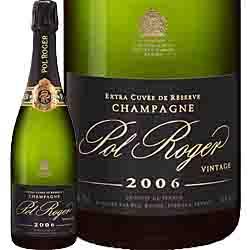 ワイン スパークリング シャンパン 2006年 ポル・ロジェ・ブリュット・ヴィンテージ [ボックス付] / ポル・ロジェ フランス シャンパーニュ / 750ml / スパークリング