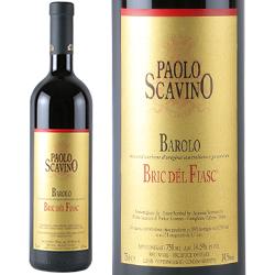 ワイン 赤ワイン 2015年 バローロ・ブリック・デル・フィアスク / パオロ・スカヴィーノ イタリア ピエモンテ 750ml