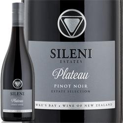 ワイン 赤ワイン 2018年 グランド リザーヴ プラトー ピノ ノワール エステート シレーニ ホークス 注目ブランド 750ml 保証 ニュージーランド ベイ スクリューキャップ