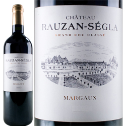 ワイン 赤ワイン 2010年 シャトー・ローザン・セグラ フランス ボルドー マルゴー 750m