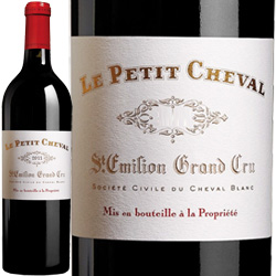 ワイン 赤ワイン 2012年 ル・プティ・シュヴァル / フランス ボルドー サン・テミリオン/ 750ml