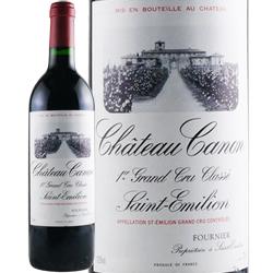 ワイン 赤ワイン 2006年 シャトー・カノン フランス ボルドー サン・テミリオン 750m