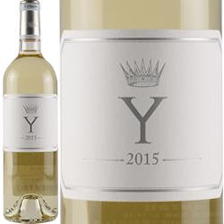 ワイン 白ワイン 2015年 Y イグレック  フランス ボルドー 750ml