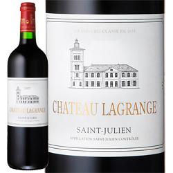 ワイン 赤ワイン 2009年 シャトー・ラグランジュ フランス ボルドー サン・ジュリアン 750ml