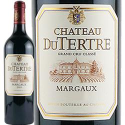 ワイン 赤ワイン 2012年 シャトー・デュ・テルトル フランス ボルドー マルゴー 750ml