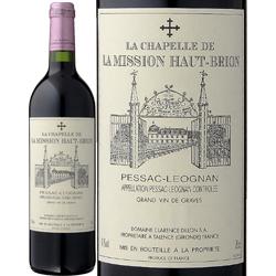 ワイン 赤ワイン 2009年 ラ・シャペル・ド・ラ・ミッション・オー・ブリオン フランス ボルドー ペサック・レオニャン 750ml