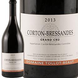 ワイン 赤ワイン 2014年 コルトン・ブレッサンド グラン・クリュ / トロ・ボー フランス ブルゴーニュ アロース・コルトン 750ml