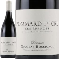 ワイン 赤ワイン 2015年 ポマール プルミエ・クリュ レ・ゼプノ / ニコラ・ロシニョール フランス ブルゴーニュ ポマール 750ml