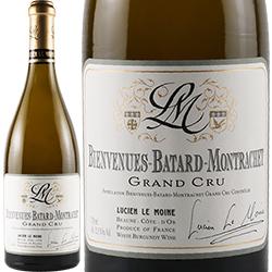 ワイン 白ワイン 2014年 ビアンヴニュ・バタール・モンラッシェ グラン・クリュ / ルシアン・ル・モワンヌ フランス ブルゴーニュ ピュリニー・モンラッシェ 750ml