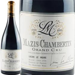 ワイン 赤ワイン 2013年 マジ・シャンベルタン グラン・クリュ / ルシアン・ル・モワンヌ フランス ブルゴーニュ ジュヴレ・シャンベルタン 750ml