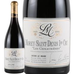 ワイン 赤ワイン 2015年 モレ・サン・ドニ プルミエ・クリュ レ・ジュナヴリエール / ルシアン・ル・モワンヌ フランス ブルゴーニュ モレ・サン・ドニ 750ml