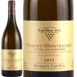ワイン 白ワイン 2013年 ピュリニー・モンラッシェ プルミエ・クリュ レ・ペリエール / フランソワ・カリヨン フランス ブルゴーニュ ピュリニー・モンラッシェ 750ml