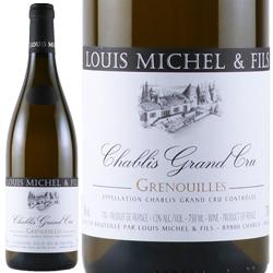 ワイン 白ワイン 2016年 シャブリ グラン・クリュ グルヌイユ / ルイ・ミシェル&フィス フランス ブルゴーニュ シャブリ 750ml