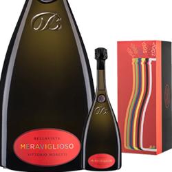 ワイン スパークリングワイン 泡 メラヴィリオーゾ[ボックス付] [マグナムボトル] / ベラヴィスタ イタリア ロンバルディア 1500ml