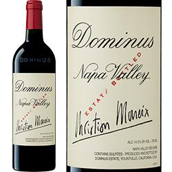 ワイン 赤ワイン 2015年 ドミナス / ドミナス・エステート アメリカ・カリフォルニア ナパ・ヴァレー / 750ml