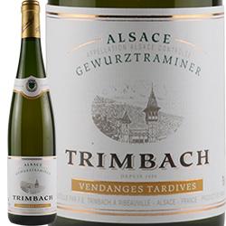 ワイン 白ワイン 2000年 ゲヴュルツトラミネール ヴァンダンジュ・タルディヴ / トリンバック フランス アルザス 750ml