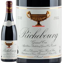 ワイン 赤ワイン 2014年 リシュブール グラン・クリュ / グロ・フレール・エ・スール フランス ブルゴーニュ ヴォーヌ・ロマネ 750ml