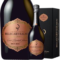 ワイン ロゼ スパークリング シャンパン 2006年 キュヴェ・エリザベス・サルモン・ブリュット・ロゼ [ボックス付] / ビルカール・サルモン フランス シャンパーニュ 750ml