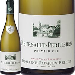 ワイン 白ワイン 2015年 ムルソー プルミエ・クリュ ペリエール / ジャック・プリウール フランス ブルゴーニュ ムルソー 750ml