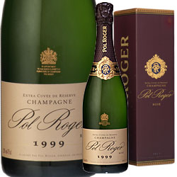 ワイン ロゼ スパークリング シャンパン 1999年 ポル・ロジェ ロゼ・ヴィンテージ [ボックス付] / ポル・ロジェ フランス シャンパーニュ 750ml