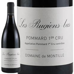 ワイン 赤ワイン 2014年 ポマール プルミエ・クリュ レ・リュジアン・バ / ドメーヌ・ド・モンティーユ フランス ブルゴーニュ ポマール 750ml