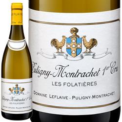 ワイン 白ワイン 2016年 ピュリニー・モンラッシェ プルミエ・クリュ レ・フォラティエール / ルフレーヴ フランス ブルゴーニュ ピュリニー・モンラッシェ 750ml