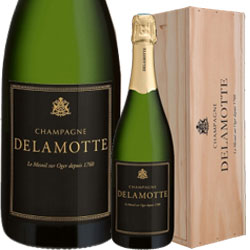 ワイン スパークリングワイン 泡 1964年 ドラモット ブリュット コレクション [マグナムボトル] / サロン /ドゥラモット フランス シャンパーニュ 1500ml