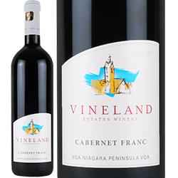 ワイン 公式サイト 赤ワイン 2017年 カベルネ カナダ ヴァインランド 男女兼用 フラン 750ml