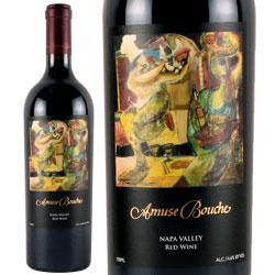 ワイン 赤ワイン 2014年 ナパ・ヴァレー レッド・ワイン / アミューズ・ブーシュ アメリカ カリフォルニア ナパ・ヴァレー 750ml