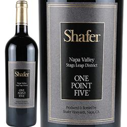 ワイン 赤ワイン 2015年 カベルネ・ソーヴィニヨン・ワン・ポイント・ファイブ / シェーファー アメリカ カリフォルニア ナパ スタッグス・リープ 750ml