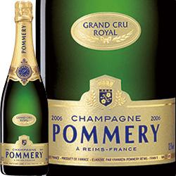 ワイン スパークリングワイン 泡 シャンパン 1996年 ポメリ-・ミレジメ・グラン・クリュ / ポメリー フランス シャンパーニュ 750ml