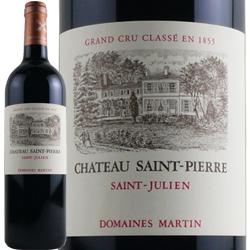 ワイン 赤ワイン 2015年 シャトー・サン・ピエール / シャトー・サン・ピエール フランス ボルドー サン・ジュリアン 750ml