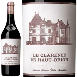 ワイン 赤ワイン 2017年 ル・クラレンス・ド・オー・ブリオン / シャトー・オー・ブリオン フランス ボルドー ペサック・レオニャン 750ml