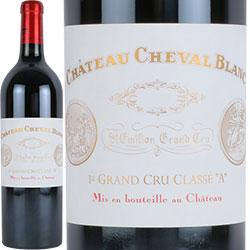 ワイン 赤ワイン 2017年 シャトー・シュヴァル・ブラン / シャトー・シュヴァル・ブラン フランス ボルドー サン・テミリオン 750ml