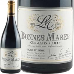ワイン 赤ワイン 2017年 ボンヌ・マール グラン・クリュ / ルシアン・ル・モワンヌ フランス ブルゴーニュ シャンボール・ミュジニー 750ml