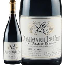 ワイン 赤ワイン 2017年 ポマール プルミエ・クリュ レ・グラン・ゼプノ / ルシアン・ル・モワンヌ フランス ブルゴーニュ ポマール 750ml
