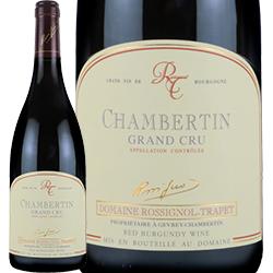 ワイン 赤ワイン 2009年 シャンベルタン グラン・クリュ / ロシニョール・トラペ フランス ブルゴーニュ ジュヴレ・シャンベルタン 750ml
