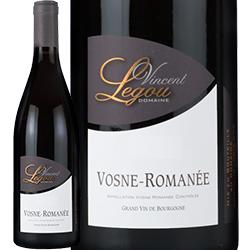 ワイン 赤ワイン 2017年 ヴォーヌ・ロマネ / ヴァンサン・ルグー フランス ブルゴーニュ ヴォーヌ・ロマネ 750ml