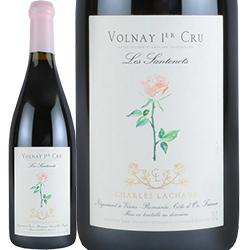 ワイン 赤ワイン 2018年 ヴォルネイ・プルミエ・クリュ・レ・サントノ フランス ブルゴーニュ ヴォルネイ 750ml