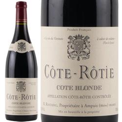 ワイン 赤ワイン 2016年 コート・ロティ コート・ブロンド / ルネ・ロスタン フランス ローヌ 北ローヌ 750ml