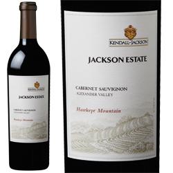 ワイン 赤ワイン 2017年 ジャクソン・エステート・ホークアイ・マウンテン・カベルネ・ソーヴィニヨン / ケンダル・ジャクソン アメリカ カリフォルニア ソノマ 750ml