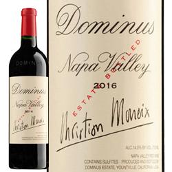 【4/29以降お届け】ワイン 赤ワイン 2016年 ドミナス / ドミナス・エステート アメリカ カリフォルニア ナパ・ヴァレー 750ml