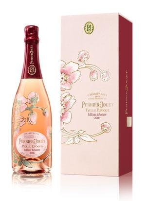 ワイン ロゼ スパークリング シャンパン 2006年 ペリエ ジュエ ベル エポック エディション オータム [ボックス付] / ペリエ・ジュエ フランス シャンパーニュ 750ml